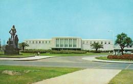 CARTE POSTALE ORIGINALE DE 9CM/14CM : NEW ORLEANS UNION PASSENGER TERMINAL  LOUISIANA USA - New Orleans