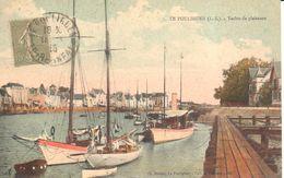 (44) Loire Atlantique - CPA - Le Pouliguen - Yachts De Plaisance - Le Pouliguen