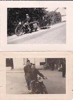 ¤¤  -  Lot De 5 Clichés   -  Moto  -  Terrot    -  Voir Description  -   ¤¤ - Motos
