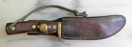 Ancien Couteau SCHRADE. - Armes Blanches