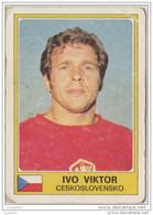 PANINI EURO FOOTBALL 1977IVO VIKTOR CESKOSLOVENSKO - French Edition