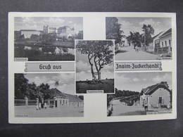 AK ZNAIM ZUCKERHANDL Znojmo Suchohrdly 1940 Feldpost//  D*32723 - Czech Republic