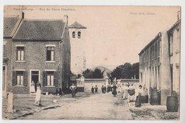 Cpa Pont De Loup - Aiseau-Presles