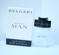 Bulgari Man - Miniatures Men's Fragrances (in Box)