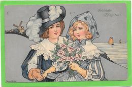 VIENNOISE De MM VIENNE - Florence HARDY - Couple D'enfants - Fancy Cards