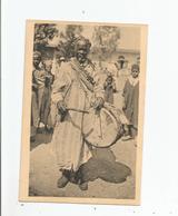 TYPES 2517 MUSICIEN SOUDANAIS - Soudan