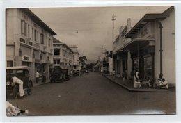 INDONESIA-JAVA-BANDOENG-1927-REAL PHOTO-VIAGGIATA - Indonesia