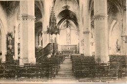 42. Feurs. Intérieur De L'église - Feurs