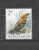 België 1989 Y&T B Nr 2347 ** - 1985-.. Birds (Buzin)
