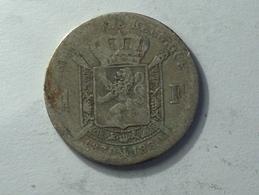 BELGIQUE 1 FRANC 1830 1880 ARGENT SILVER - 07. 1 Franc