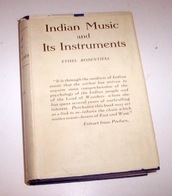 Musica - Rosenthal Story Of The Indian Music And Its Intruments - 1^ Ed. 1928 - Special Formats