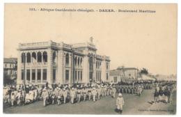 Sénégal, Dakar, Boulevard Maritime (3985) - Sénégal
