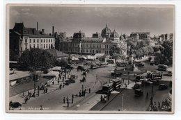 BUCURESTI-PIATA BRATIANU ANNI 20-REAL PHOTO-NON VIAGGIATA - Roumanie