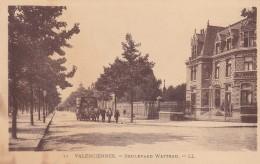 B20 - 59 - Valenciennes - Nord - Boulevard Watteau - LL N° 71 - Valenciennes