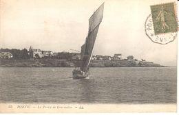 (44) Loire Atlantique - CPA - Pornic - La Pointe De Gourmalon - Pornic