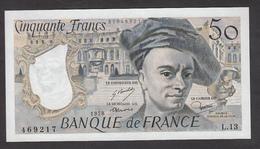 50 Francs QUENTIN De La TOUR - 1978 - Fayette 67/3 En Neuf - Voir Descriptif - 50 F 1976-1992 ''Quentin De La Tour''