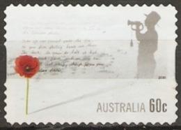 Australia  2011  SG  3682  Remembrance Day   Fine Used - 2010-... Elizabeth II