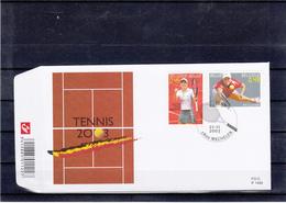 België / FDC - Tennis