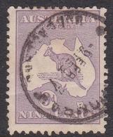 Australia SG 10 1913 Kangaroo 9d Violet, Used - Used Stamps