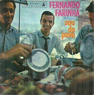 "Fernando Farinha - Sou Do Povo 7"" Single Vinyl Record - 45 Rpm - Maxi-Single"