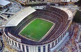 POSTAL ESTADIO - STADIUM POSTCARD - BARCELONA - CAMP NOU - WORLD CUP 1982 - Fútbol
