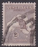 Australia SG 12 1913 Kangaroo Two Shillings Brown, Used - Used Stamps