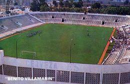 POSTAL ESTADIO - STADIUM POSTCARD - SEVILLA - BENITO VILLAMARÍN - WORLD CUP 1982 - Fútbol