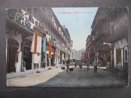 AK HONG KONG Hongkong  Ca.1910 /  D*32752 - China (Hong Kong)