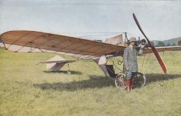 Aviatiker Nölle Auf Grade-Eindecker          (P-151-61117) - ....-1914: Précurseurs