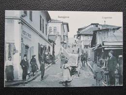 AK SARAJEVO Logavina Ca.1910 /  D*32756 - Bosnia And Herzegovina