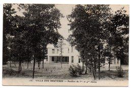 Tarjeta Postal De Villa Des Bruyeres. - Francia