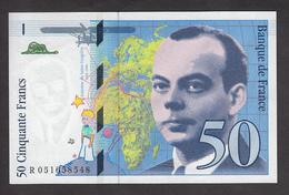 50 Francs SAINT-EXUPERY Modifié - 1999  - Fayette 73/5 En Neuf - Voir Descriptif - 1992-2000 Last Series
