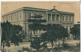 Manaos Gymnasio Amazonense  P. Used To Cuba 1907 Deltiology Club CCC 4048 - Manaus