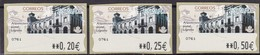 2002, Spanien, ATM 89, Postamt Logrono. MNH ** - 1931-Heute: 2. Rep. - ... Juan Carlos I
