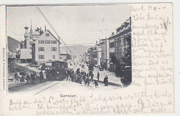 Cernier - Tram - Belle Animation - 1903         (P-151-61117) - NE Neuchatel
