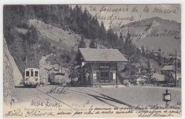 Station Chaudanne - Montreux-Oberland-Bahn - 1907         (P-151-61117) - NE Neuchatel