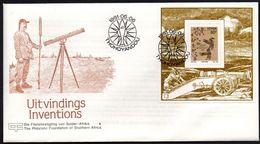 Venda. 1991 Epoch-making Inventions. FDC - Venda