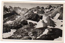 Tarjeta Postal De Col Du Galibier. Circulada - Modane