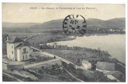 01 Port. Le Chalet, Le Panorama, Lac De Nantua (3991) - France