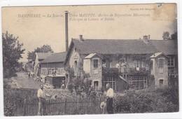 Haute-Saône - Dampierre - La Scierie, Usine Maupin, Atelier De Réparations Mécaniques - Fabrique De Caisses Et Bondes - Other Municipalities