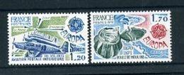 A28260)Frankreich 2148 - 2149**, Cept - Frankreich