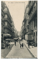 Publicité Biere Lorraine De Maxeville à Alger Hotel De Paris Rue De La Liberté - Maxeville