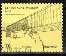 Österreich 2012, Michel# 2979 O     Moderne Architektur - 1945-.... 2ème République