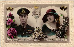 CPA The Royal Wedding BRITISH ROYALTY (679708) - Familles Royales