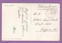 FELDPOST   ST. LUZERN ,  MILITÄR  OST ,KASERNE. - Soldaten Briefmarken