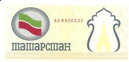 TATARSTAN 100 RUBLES ND1991-92 UNC P 5 C - Tatarstan