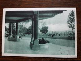 Vittel. Terrasse De L'Hotel De L'Ermitage Et Son Golf Club - Vittel Contrexeville