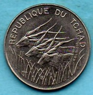 (r65)  TCHAD / CHAD  100 Francs 1972  KM#2  UNC/NEUVE - Chad