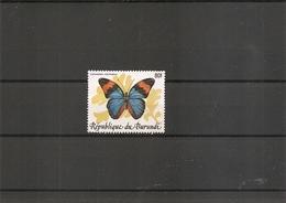 Burundi - Papillon ( 962E Oblitéré) - Burundi