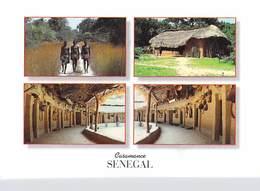 Afrique >  COULEURS Du SENEGAL Initiation Chez Les Bassari Multi Vues  (- Photo RENAUDEAU 1197 )  *PRIX FIXE - Sénégal